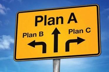 Sempre é bom ter Planos A, B e C; E mais de imigração para o Canadá