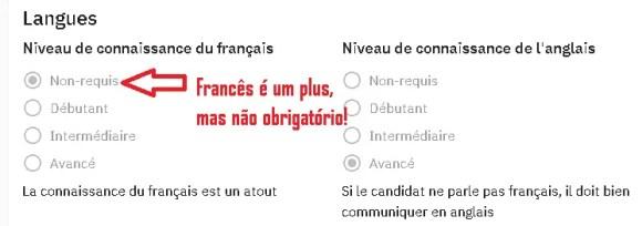 Missão Quebec na Cabeça de 2020 em São Paulo. Recruta brasileiros para trabalhar em Québec City