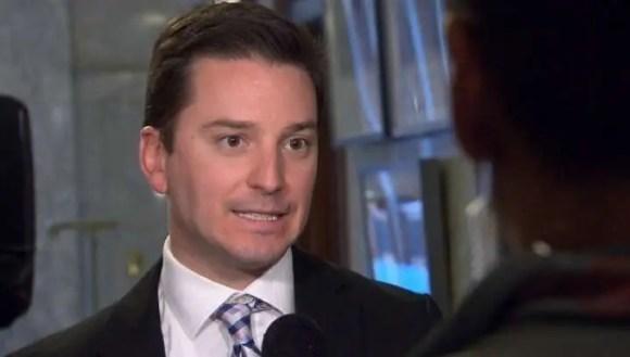 Ministro da Imigração do Quebec - Simon Jolin