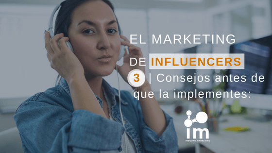Influencer digital