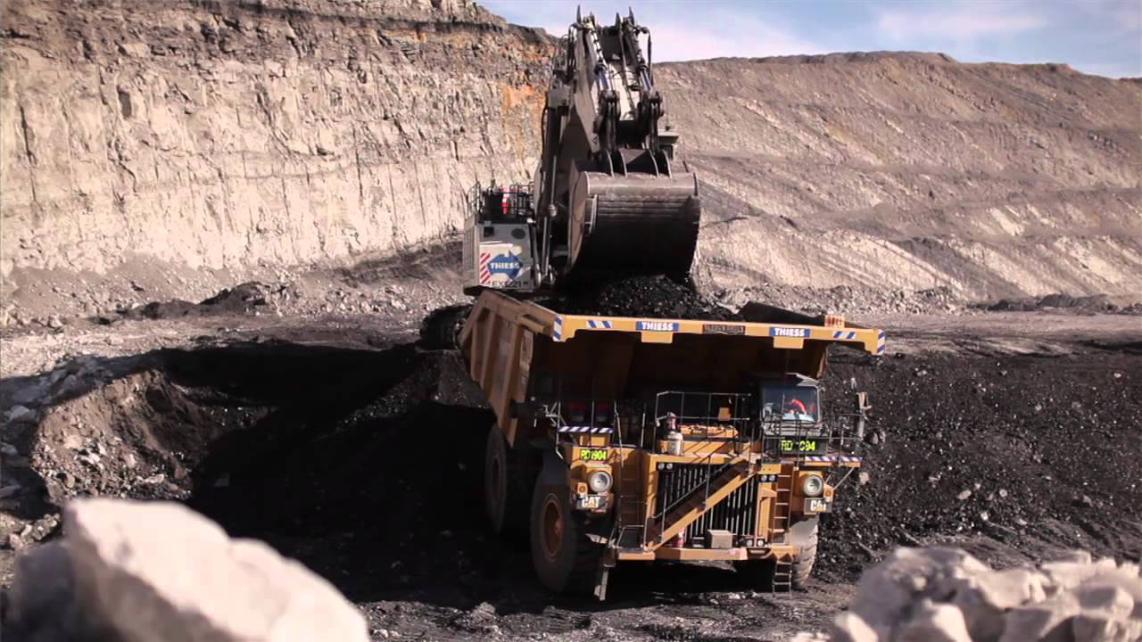 Mining Project Manager Coal Mining Operation Bowen Basin