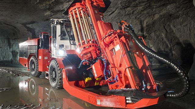Production Solo Long Hole Driller Operators Perth WA IMINCO