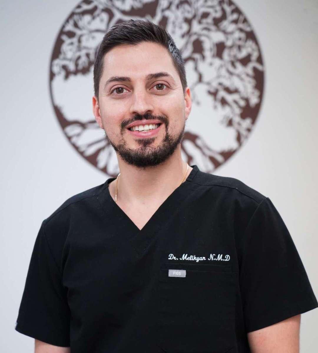 Dr. Vahe Melikyan, N.M.D