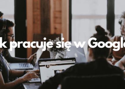 Polityka pracy w Google
