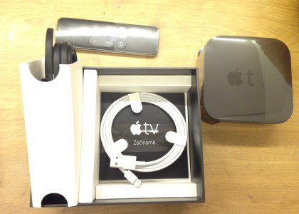 Nowy Apple TV