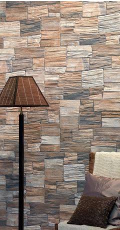 PAREMENT MURAL EFFET PIERRE GRANIT D1  Vente de carrelage imitation ciment et bois