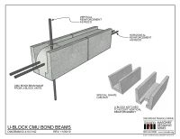 02.410.0142: U-Block CMU Bond Beams   International ...