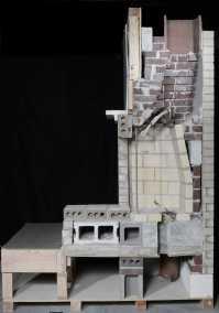 01.160.0101: Fireplace Detail   International Masonry ...