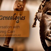 Living Genealogies of Africana Studies with Dr. Greg Carr