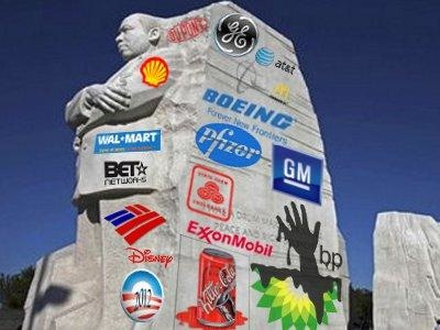 The Corporate King Memorial and The Burial of a Movement