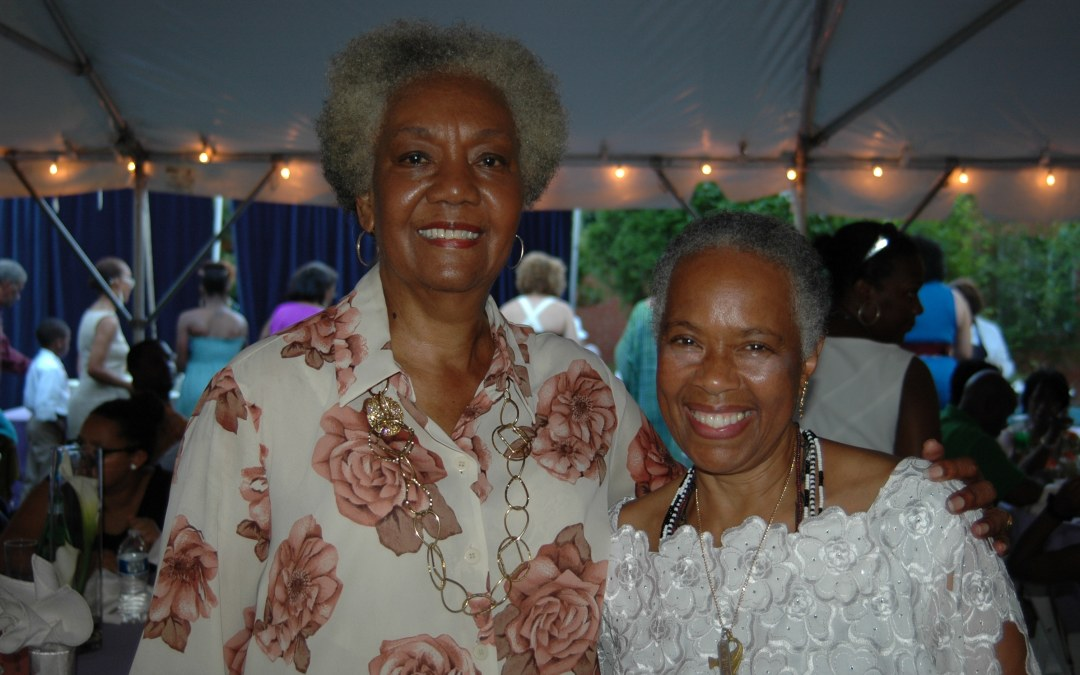 Drs. Frances Cress-Welsing And Marimba Ani / The Meeting
