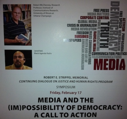 Media and the (Im)possibility of Democracy: A Call to Action