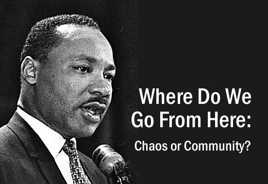 Struggling Not To Lose Him: Dr. Martin Luther King, Jr.