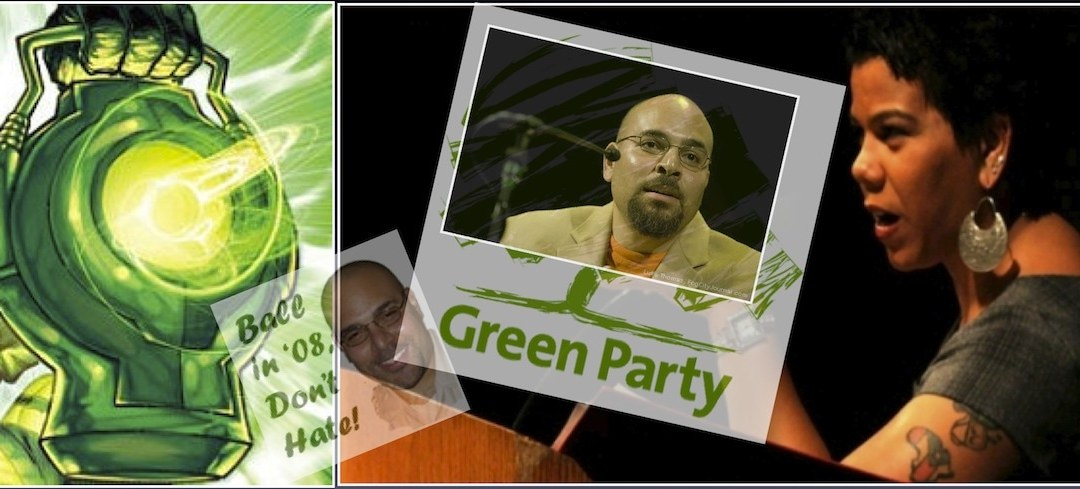 Hip-Hop and the Green Party: Jared Ball and Rosa Clemente Were Right by Shamako Noble