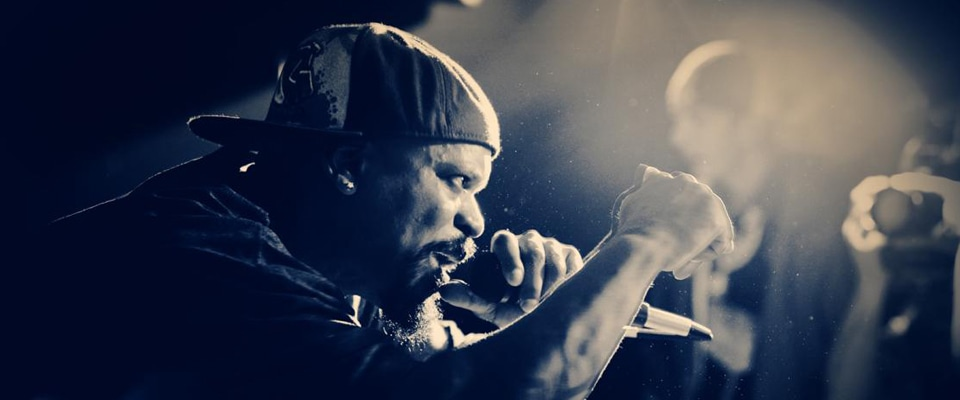 Mic Crenshaw on Hip-Hop, The March On Washington and Activism
