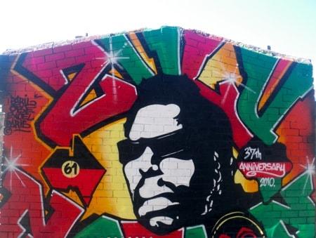DaveyD on Hip-Hop History Month