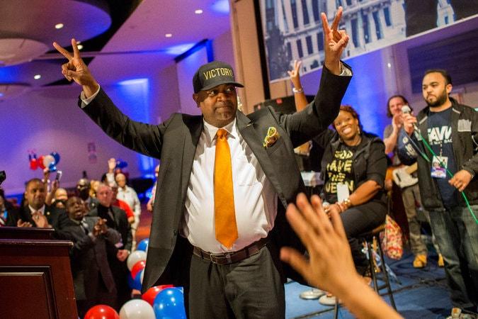 Amiri Baraka's Son Becomes Mayor of Newark, New Jersey By Earning It