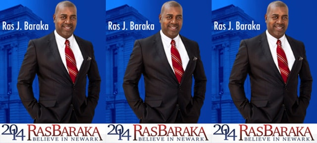 Ras Baraka, Son of Famed Poet Amiri Baraka, Fights a Historic Tide in Newark Mayoral Race