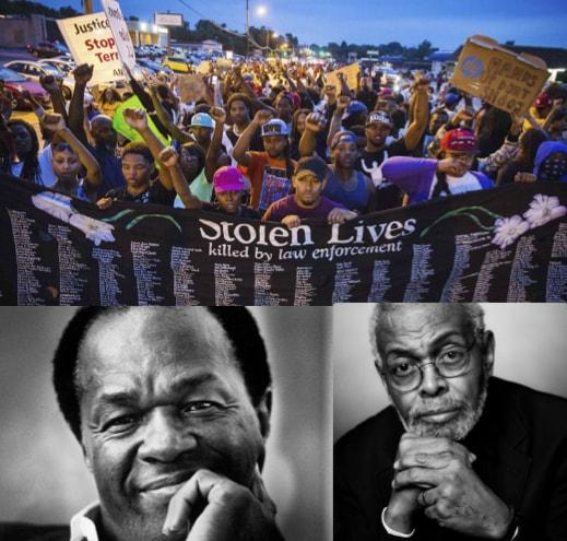 Marion Barry, Amiri Baraka and Rebellion in Ferguson