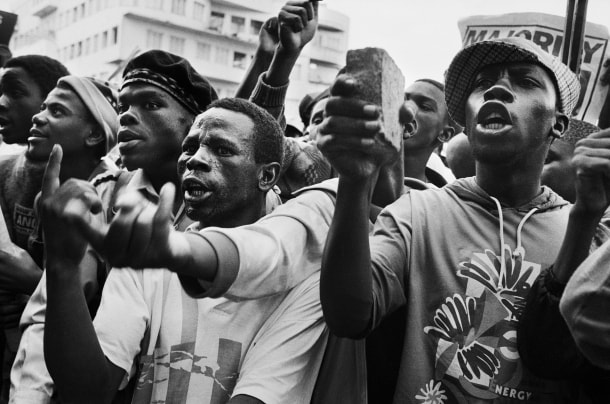 From South Africa to the United States: The Continuity of Black Consciousness Movements