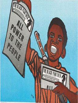 Emory Douglas Speaks on the Art of a Black Panther