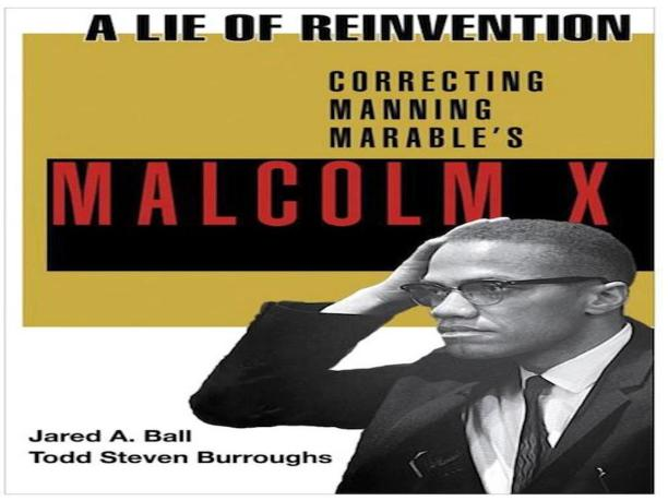 A-Lie-of-Reinvention-Correcting-Manning-Marables-Malcolm-X-cover