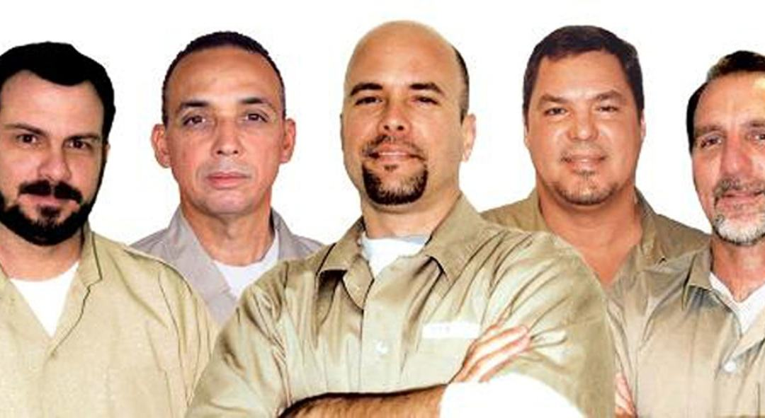 """Free the The Cuban 5, Marshall """"Eddie"""" Conway and All Political Prisoners!"""