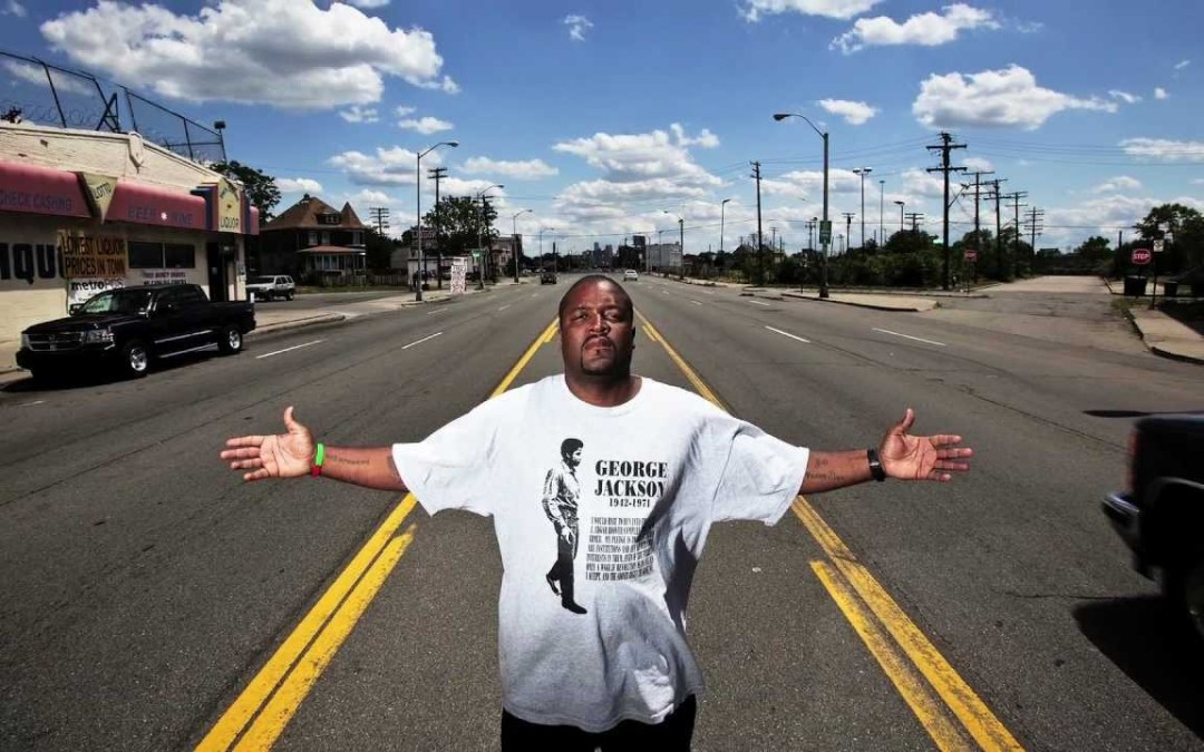 Top 5 Activists and Artists with Yusef Bunchy Shakur
