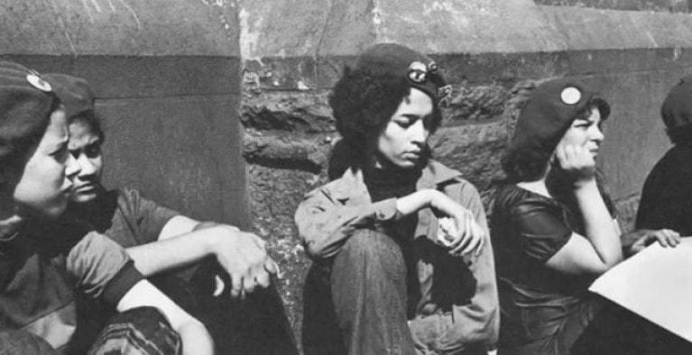 Las Mujeres Rebeldes – The Rebel Women with Iris Morales