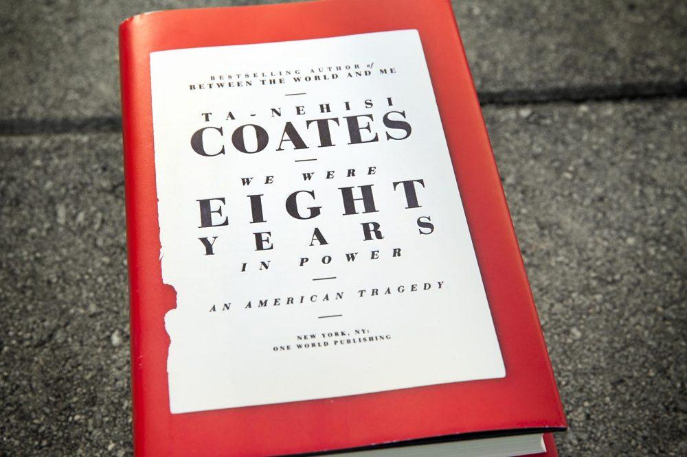 Ta-Nehisi Coates, The Obama Embedded Journalist, Wokes :)