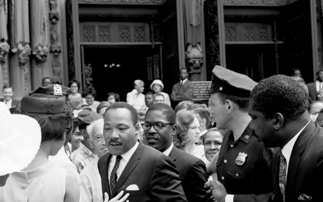 Dr. King Must Never Be Remembered