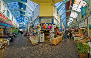 Brixton Indoor Markets