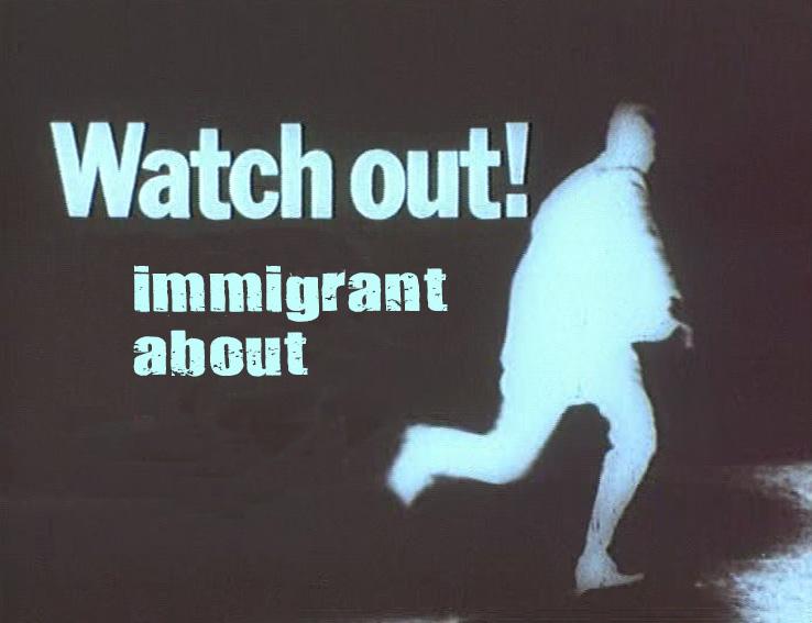 immigrant alert