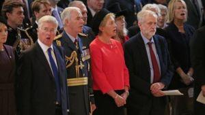 i'mjussayin 00 jeremy corbyn national anthem