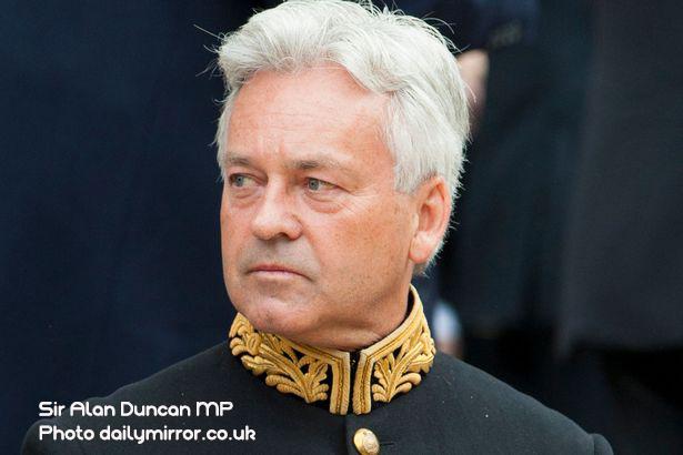 Sir Alan Duncan | www.imjussayin.com