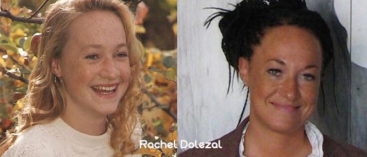 Rachel Dolezal nee Moore in and out of blackface | www.imjussayin.com
