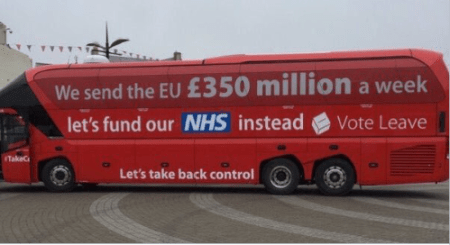 we send the EU £350 million a week let's fund our NHS instead | www.imjussayin.com