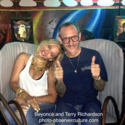 Beyoncé with Terry Richardson | www.imjussayin.com