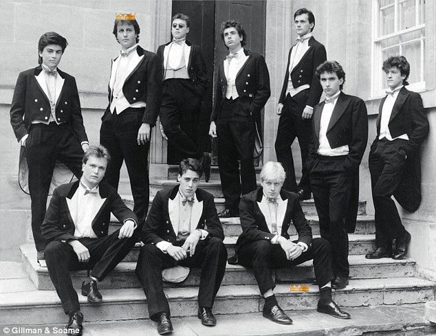 David Cameron Bullingdon Club photo | David Cameron's Legacy 9 | www.imjussayin.com