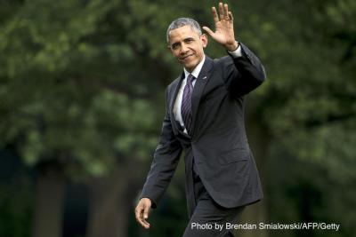 President Obama Bye Bye | www.imjussayin;com