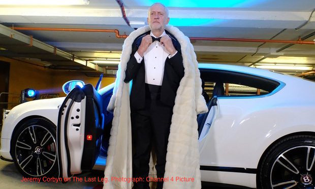 election night Corbyn suited and booted | www.imjussayin.com