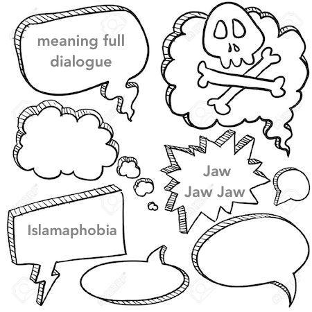 terrorism speech bubbles | www.imjussayin.com