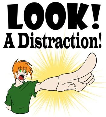 BBC Pensions Distraction | www.imjussayin.com