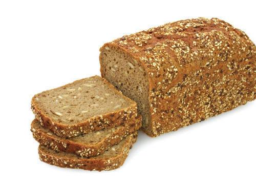 Healthy Food that is unhealthy loaf of multi grain bread | www.imjussayin.com