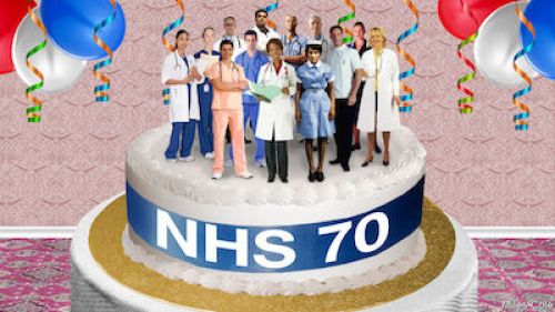 NHS Birthday | www.imjussayin.com/blog
