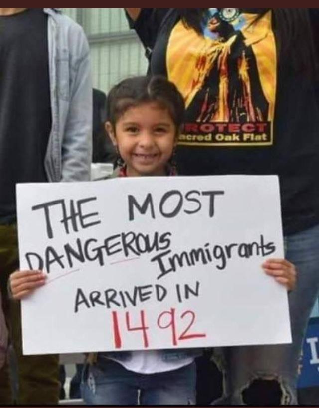 About Dangerous Immigrants   www.imjussayin.com/blog