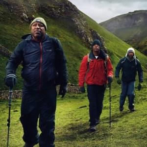 what's on Black men walking 6|www.imjussayin.com/whatson