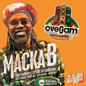 whats on macka B   www.imjussayin.com/whatson