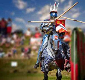 What's On July Tudor Joust | www.imjussayin.com/what'son