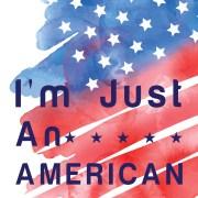 I'm Just An American Album Artwork